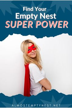 The Empty Nest Super Power Quiz is a list of 10 questions that help you own your empty nest, find and live your purpose, and love your life. Live For Yourself, Finding Yourself, Empty Nest Syndrome, Parenting Teens, Aging Gracefully, Love Your Life, Adult Children, So Little Time, Super Powers