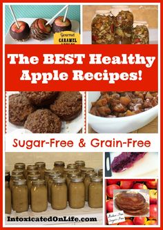 Apple breakfasts. Apple desserts. Apple sides and salads. You can do so many things with apples. Here are some of the best apple recipes!