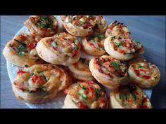 Mary Berry, Calzone, Party Snacks, Bread Baking, Bruschetta, Baked Potato, Shrimp, Cake Recipes, Berries
