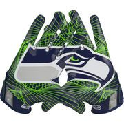 Nike Seattle Seahawks Vapor Jet Light Speed Gloves