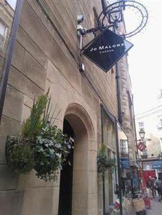 The new Jo Malone store in Cambridge