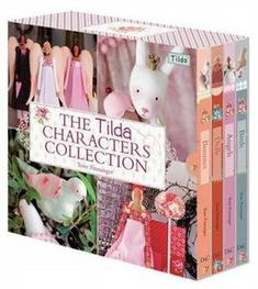 The Tilda Characters Collection av Tone Finnanger (Bok) Book Crafts, Paper Crafts, Craft Books, Origami, Basket Crafts, Mollie Makes, Book Catalogue, Parchment Craft, Sewing For Kids