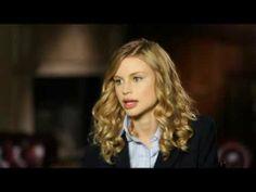Lucy Fry Vampire Academy Set Interview
