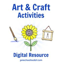 This helpful resource is easy to use in a digital format. The activities will help fill your early learning progam at home or in the classrom. #earlylearningprogram #preschoolcurriculum #preschool Preschool Arts And Crafts, Preschool Activities, Preschool Curriculum, Early Childhood Education, Early Learning, Pre School, Teaching Resources, Fill, Digital