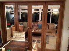 Inspire 8ft Bifold replace old patio doors