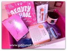 "August 2012: ""Back to School"" Birchbox!!! (Box Opening) ~ Pammy Blogs Beauty"