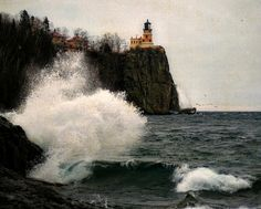Split Rock Lighthouse, North Shore drive, MN- One of my fav weekend getaways