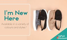 There is an extensive variety of footwear accessible from heels to loafers for ladies to sparkle out. Get your favorite style with up to 60% Off