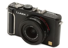Buy Panasonic LUMIX LX3(Black, Body With Leica Dc Lens) Online at Best Offer Prices @ Rs. 28,990/- In India.