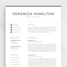 Resumes Templates For Word Simple Resume Template Word Resumes Online Job Resume Template Resume .