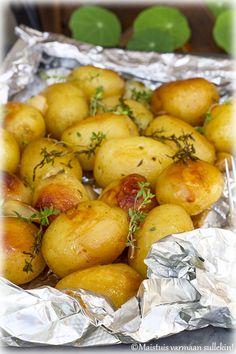 Pretzel Bites, Potato Salad, Tapas, Grilling, Food And Drink, Cooking Recipes, Bread, Dinner, Baking