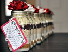 Cookie Jar Mixes