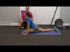 5 Best Stretches To Fix Anterior Pelvic Tilt   Exercises For Injuries