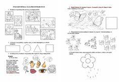 Materiale didactice de 10(zece): Evaluare iniţială, clasa pregătitoare-M.E.M. Preschool, Diagram, Meme, Bullet Journal, Teaching, Blog, Assessment, Spring, Google