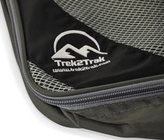 Trek2Trak Packing Cubes Set Of Four, High Quality Travel Accessories Use Them In Your Backpack, Travel Gear, Camping Gear and Hiking Gear 100% Money Back Guarantee