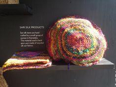 Sari silk products (by Tikau)