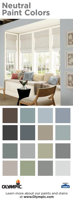 The best benjamin moore paint colours for a south facing for Bright neutral paint colors