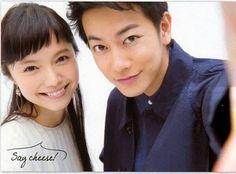 Takeru Satoh x Aoi Miyazaki