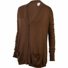 $44.59 - $59.50 nice RVCA Women's Shoals Cardigan Sweater
