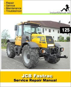 27 best jcb fastrac service manual pdf images on pinterest pdf rh pinterest com JCB 930 JCB Equipment
