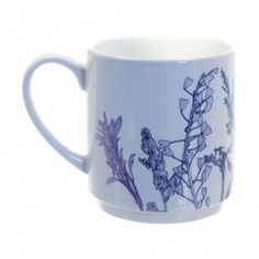Gillian Arnold Purple Landscape Stacking Mug