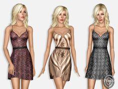 pizazz's Summer Dress -01