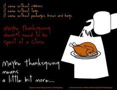 boycott, black Friday, back Thursday, Thanksgiving, greed