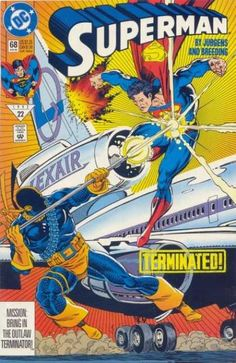 Terminated - Lexair - Jurgens - Breeding - Airplane - Dan Jurgens