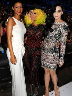 Nicki Minaj and Rihanna Lead Nominations, 'American Music Awards'