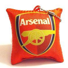 Arsenal Cushion Pillow Keychain