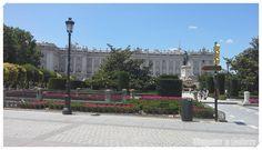 Palácio Real - Madrid - Espanha - Junho 2014