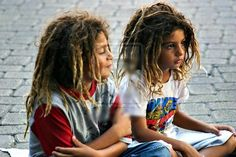 kids with dreads = cutest thing in the world Dreadlock Hairstyles, Boy Hairstyles, Kids With Dreadlocks, Dreadlocks Girl, Locs, Freeform Dreads, Beautiful Dreadlocks, Natural Hair Styles, Long Hair Styles