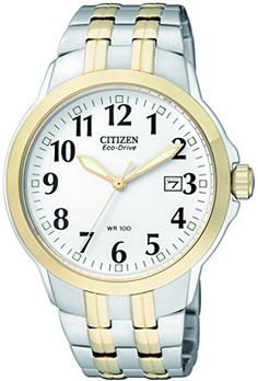 Citizen Men's BM7094-50A Classic Eco Drive Watch -- Click on the image for additional details.