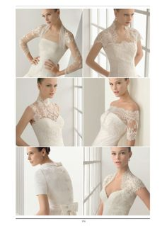 Rosa Clara Cover-Ups. I love the cover-up on the upper left of this picture. It's so classy and elegant. Perfect for pictures...