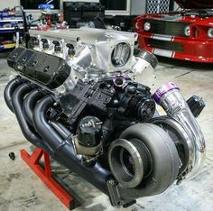 Got Power - Yo we like the look of this! Ls Engine, Motor Engine, Supercars, Chevy Motors, Performance Engines, Race Engines, Drag Cars, Modified Cars, Twin Turbo