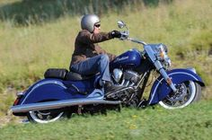 INDIAN CHIEF CLASSIC kåret til beste Cruiser 2014 av tre Motorcycle.com