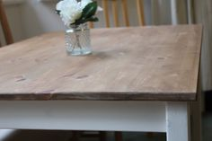 IKEA 'INGO' Table Makeover | Everything's Rosie - Brighton beauty and fitness blog