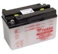 Yuasa 6YB11-2D 6V Motorcycle Battery