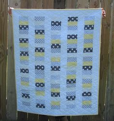 stephjacobson: completed stacked coins quilt