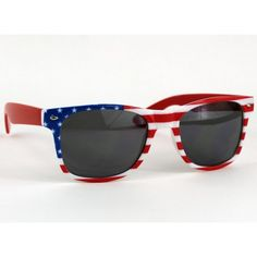 All Enemies Foreign and Domestic Wayfarer Shades by Country Club Prep