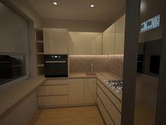 смотреть конкурс кухонь на тут бае- использование пространства+светлая кухня