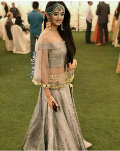 pakistani designer heavy lehenga choli crop top skirt anarkali lehenga blouse with net shrug ethnic wear with mirror lace and fancy Indian pakistani designer heavy lehenga choli crop top skirt anarkali lehenga blouse with net shrug Lehenga Choli Designs, Lehnga Dress, Lehenga Blouse, Cape Lehenga, Indian Designer Outfits, Designer Dresses, Heavy Lehenga, Indian Gowns Dresses, Puffy Dresses