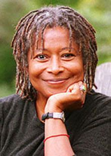 Alice Walker: Alice Walker is most famous for her novel The Color Purple and she holds the title as the first African-American woman to win the Pulitzer Prize for Fiction. Walker's writing career and personal life has mostly centered on race and gender inequality. Her written work and political involvement have made her a respected figure among African-Americans and female audiences around the world.