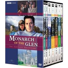Monarch of the Glen: The Complete Collection - Slip away to the Scottish Highlands and Glenbogle House for love, laughter, drama, chaos and suspense with the MacDonald family and friends, from Archie, Molly and Hector to Katrina, Golly and Duncan. All the adventures you loved so well are yours to enjoy time and again in every heartwarming episode of this immensely popular series. 51 hours on 18 Discs. CC.