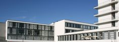 The Bauhaus building and the exhibition is daily open from 10 a.m. to 5 p.m.   Gropiusallee 38,  06846 Dessau-Roßlau Phone +49-340-6508-250