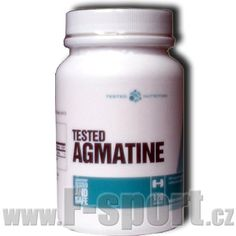 Tested - Agmatine +RECENZE - E-shop Rychle dodání, Nízké ceny, Recenze, Rady, F-sport diskuse -