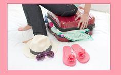 Hai preparato la valigia delle vacanze? E' pesante? Qualche dritta qui! E'arrivato il momento di partire... prima però c'è la valigia da preparare! Prodromica al relax, questa operazione richiede del tempo soprattutto a noi donne, eternamente indecise su cosa portare per #vacanze #valigia #preparare #leggera