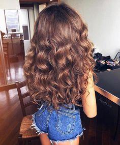 7,543 отметок «Нравится», 33 комментариев — C H I Q L A D Y (@chiqlady) в Instagram: «#hairgoals via @fashionzine By @anyuta_rai»