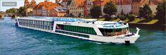 AmaWaterways cruise ship AmaCello: AmaWaterways.com