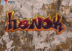 Generer le tag graffiti de votre prenom personnalise